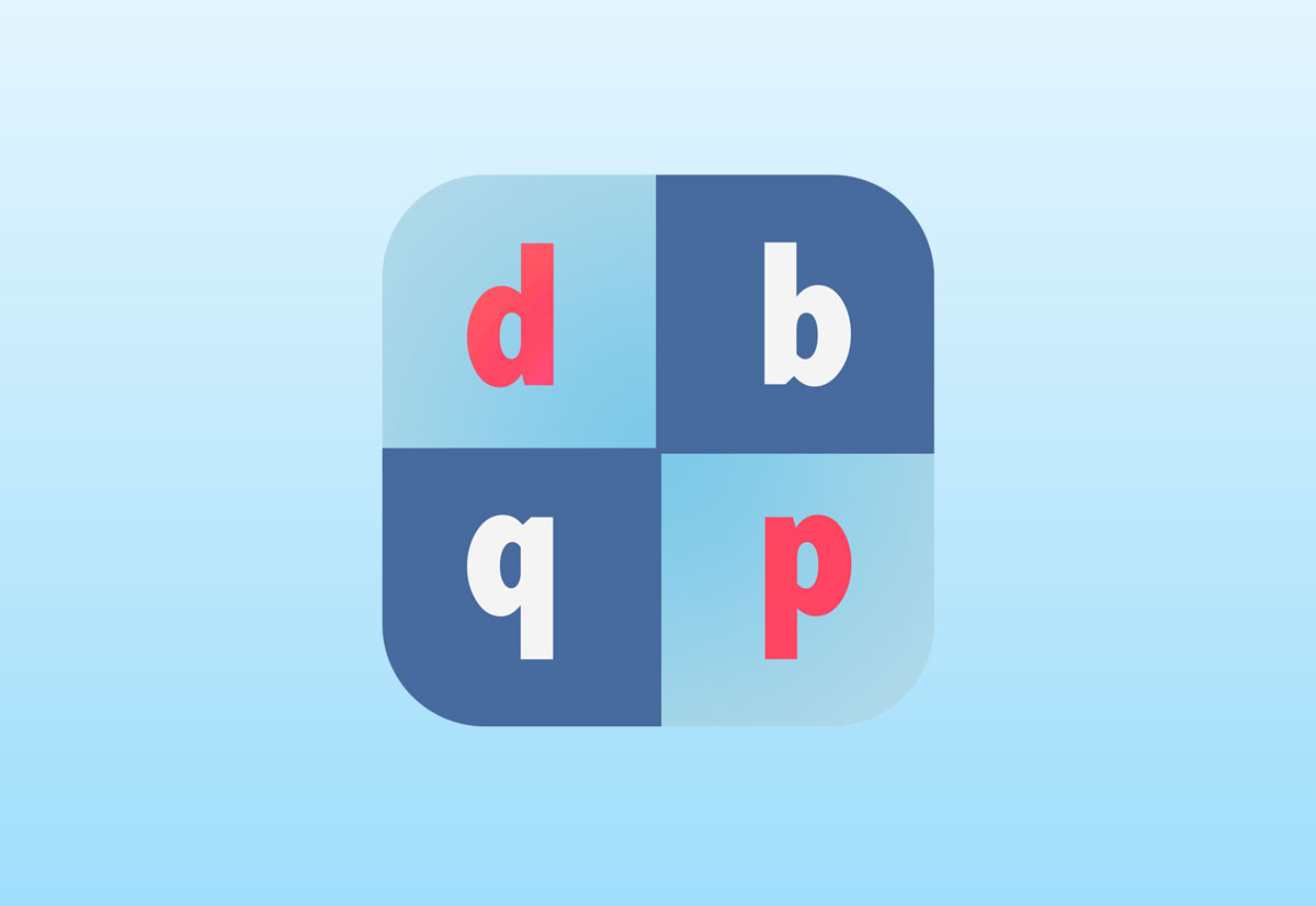Logo Dyslexie Test & Tips