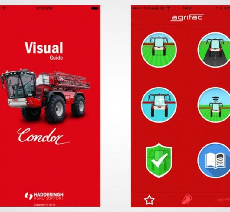Agrifac app