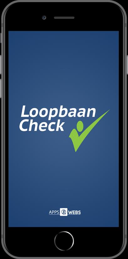 Loopbaan-check app