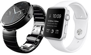 Smartwatch app ontwikkeling